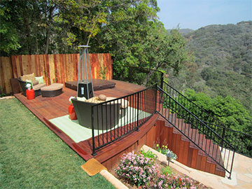 mangaris-gallery Deck & Patio Los Angeles